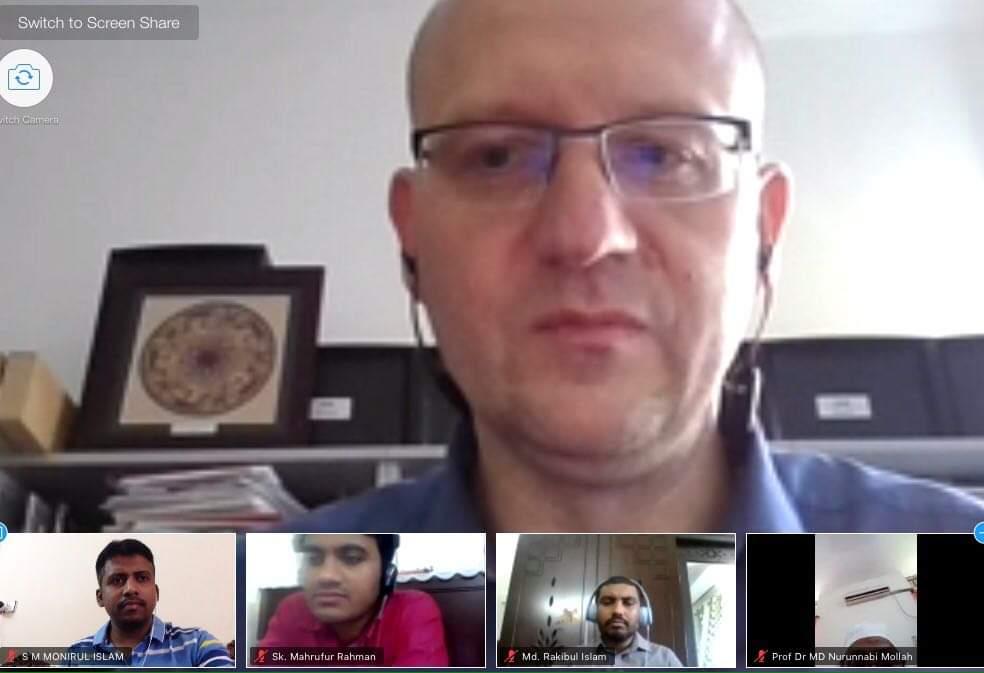 নর্দান ইউনিভার্সিটি খুলনাতে আন্তর্জাতিক উদ্যোক্তা উন্নয়ন প্রকল্প MELBU