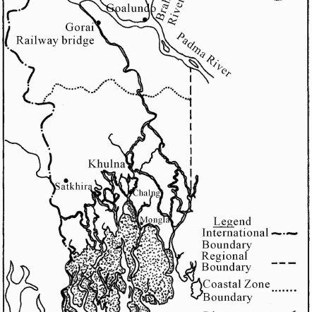 দক্ষিণ-পশ্চিম উপকূলের স্থায়ীত্বশীল উন্নয়নের জন্য প্রয়োজন উপকূলীয় বোর্ড গঠন