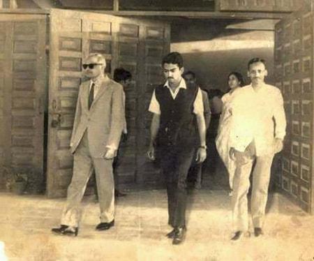 আজ কিংবদন্তি মুক্তিযোদ্ধা শহীদ মাগফার উদ্দিন চৌধুরী আজাদের নিখোঁজ হওয়ার দিন: বিনম্র শ্রদ্ধা রইলো শহীদ আজাদের প্রতি