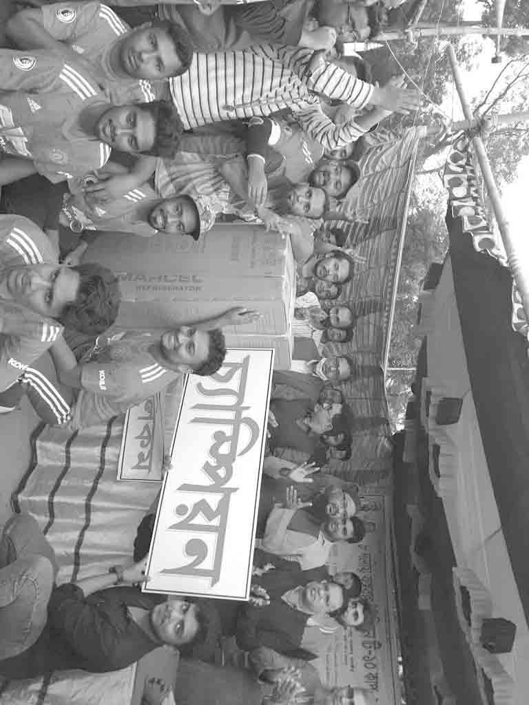 শ্যামনগরে বঙ্গবন্ধু ইউনিয়ন 'টি-টেন' টুর্ণামেন্টে শ্যামনগর সদর চ্যাম্পিয়ন