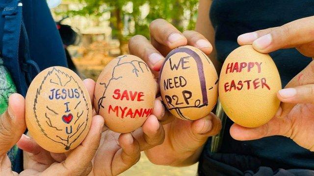 মিয়ানমারে বিক্ষোভে মৃত্যু সাড়ে পাঁচশ' ছাড়িয়েছে