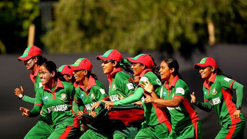 টেস্ট মর্যাদা পেল বাংলাদেশ নারী ক্রিকেট দল