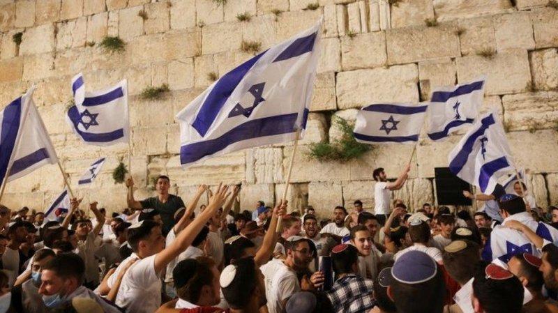 জেরুজালেমে ইহুদিদের মিছিলের ঘোষণা: সহিংসতার আশঙ্কা